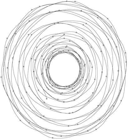 cosine: abstract shape