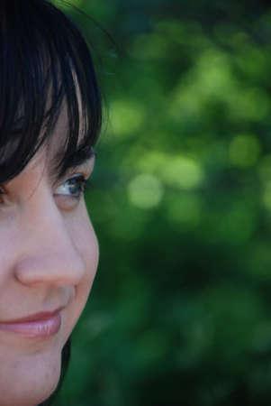 young teenager girl photo