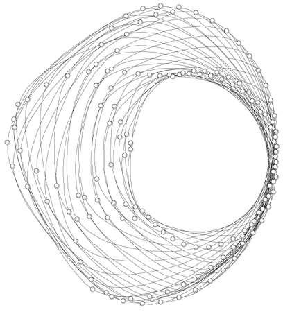 abstract design Stock Vector - 5877250