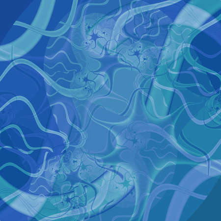 computer generated colorful abstract background photo