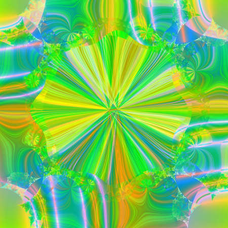 computer generated abstract background Stock Photo - 6405747