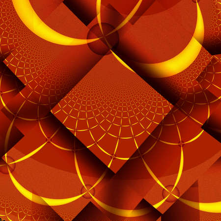 computer generated abstract wallpaper Stock Photo - 6476910