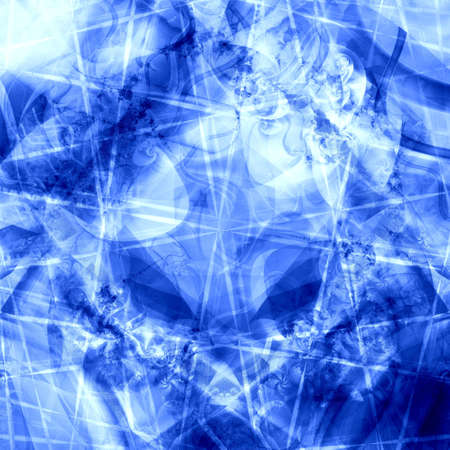 modest: computer generated blue abstract background