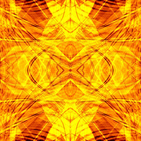 centred: golden seamless abstract background