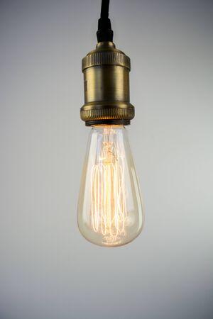 edison: Edison bulb incandecent