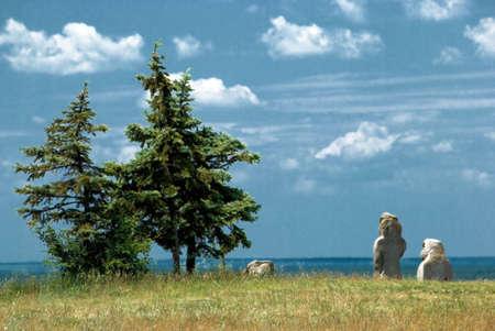 idols: Scythian idols