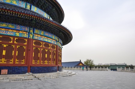 temple of heaven: Temple of Heaven in Chinas capital - Beijing.