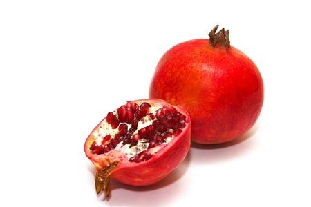 Pomegranates photo
