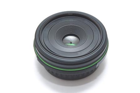 Fix focus lens Stock Photo - 8523749