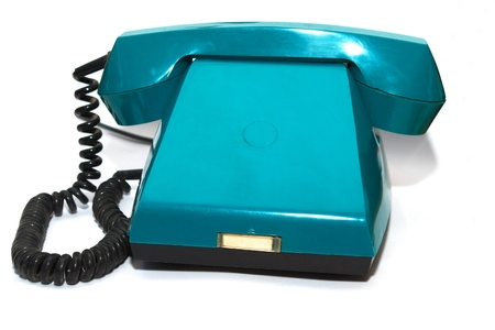 Old phone Stock Photo - 8552259