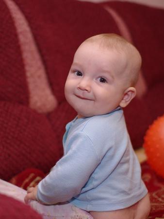 Little boy Stock Photo - 8898180