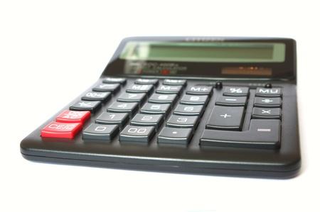 Calculator   Stock Photo - 8979587