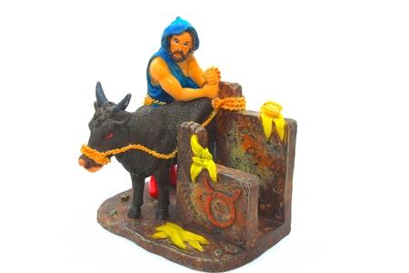Taurus statue   photo