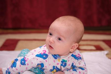 Baby boy   Stock Photo - 9190899
