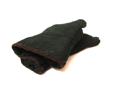 Suede gloves Stock Photo - 9277172