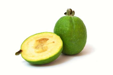 myrtaceae: Pineapple guava