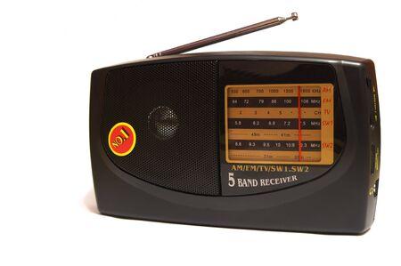 Radio set   photo
