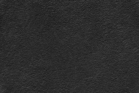 textured wall: black textured wall Stock Photo