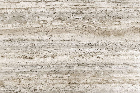Surface of natural polished sandstone or limestone. Background image, Travertine texture