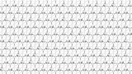 Abstract light background of isometric grid with cubes in shades of white and gray colors.Abstract dark background of isometric grid with cubes in shades of black and gray colors.