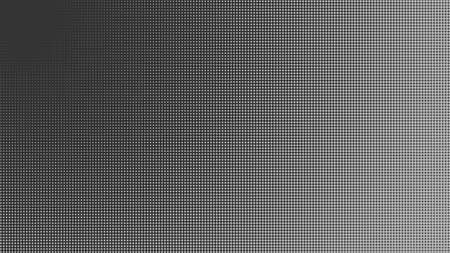 Abstarct halftone gradient background in gray colors