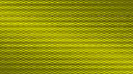 Abstarct halftone gradient background in yellow colors