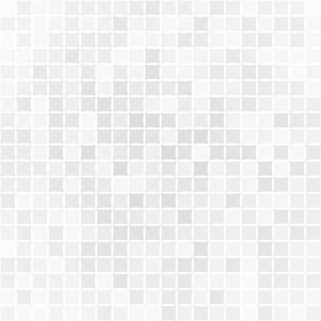 Abstract background of small squares or pixels in gray colors Vektorové ilustrace