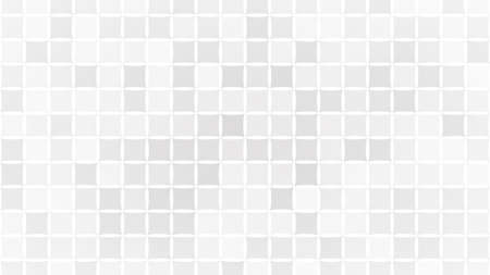 Abstract background of small squares or pixels in gray colors