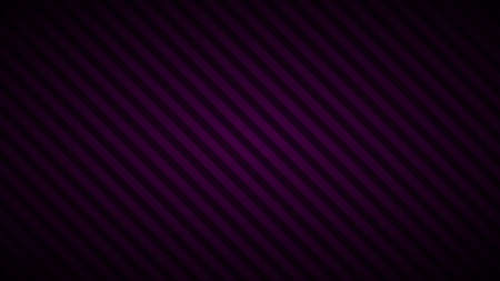 Abstract background of inclined stripes in dark purple colors