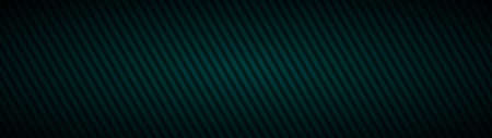 Abstract background of inclined stripes in dark light blue colors