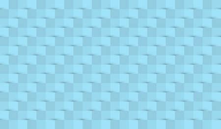 Abstract paper background with and shadows in light blue colors