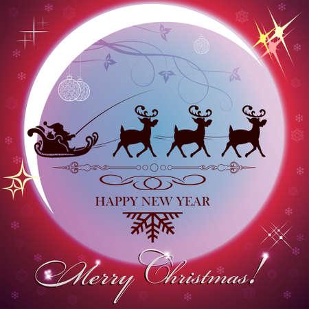 Red christmas. 版權商用圖片 - 86819491