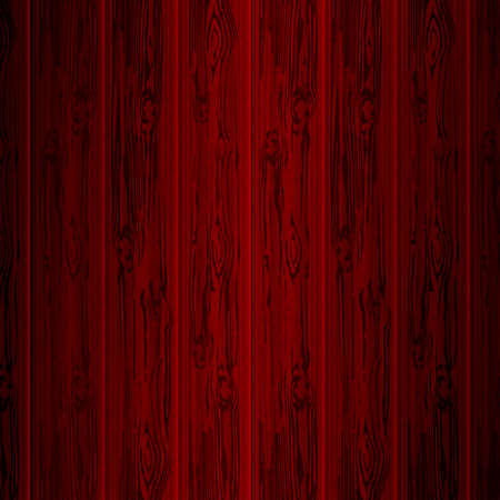 Dark red background with silhouettes of skin boards, billboard of a set of wooden planks.