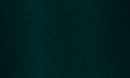 Dark turquoise abstract textural background with silhouette set of spots, camouflage.