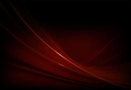 Elegante sfondo scuro astratto di tonalità marroni e rosse con strisce bianche.