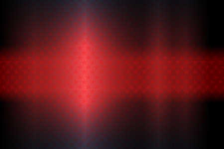 Pink dark abstract background with stars and a light stripe in the middle like an improvised frame. Stock Illustratie