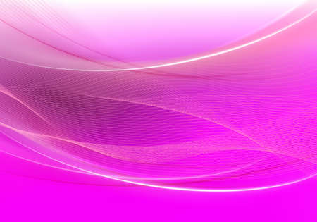Light purple abstract background with smooth thin lines.