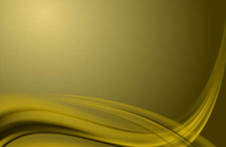 Smooth dark golden background with smooth delicate stripes.