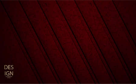 Abstract textural background of dark pink, burgundy with parallel stripes.