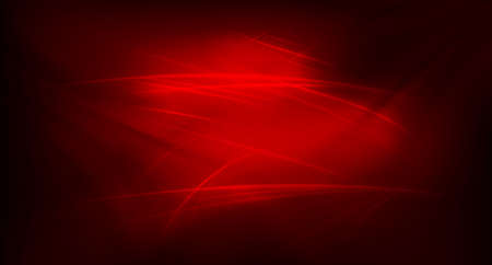 Abstract dark red background with gradient, randomly drawn oblique light stripes