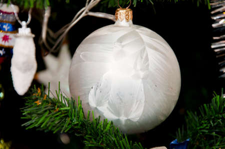 Family holiday. celebrating christmas. waiting for santa claus. christmas shopping. gifts. Merry christmas and happy new year. New year party. Xmas tree decoration. Find presents online. Stock Photo