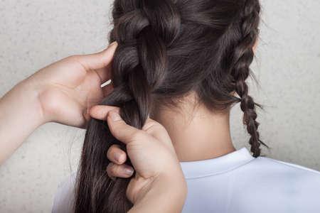 tutorial: procedure weave braid tutorial