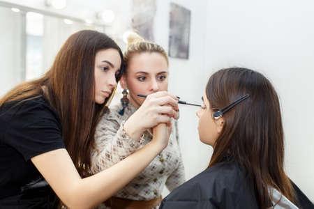 makeup tutorial lesson