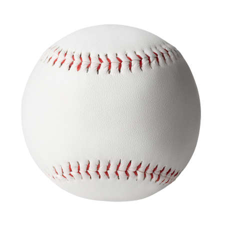 baseball ball isolated Standard-Bild