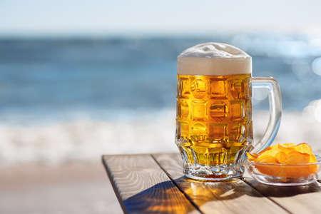 mug of beer Zdjęcie Seryjne - 156039368