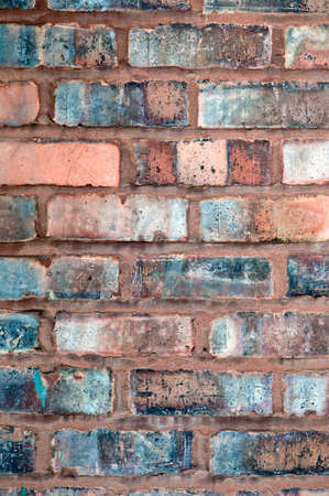 Brick wall - Weathered texture photo