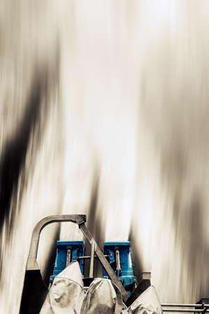 propel: FERRY REAR TWIN ENGINES POWER THROUGH SEA WATER MOTION BLUR