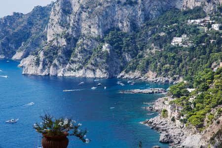 capri: Capri beach