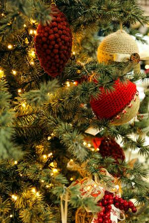 nascita di gesu: the Christmas tree