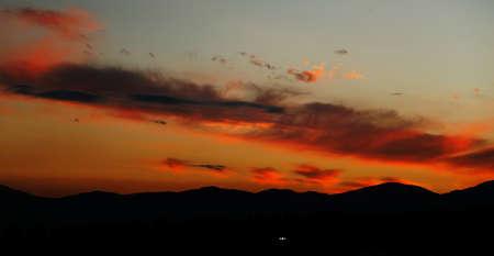 panoramas: twilight
